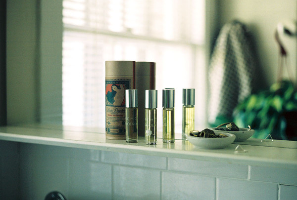 MCMC Fragrances Garden Perfume Oil
