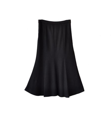 Rachel Comey Black Croft Skirt