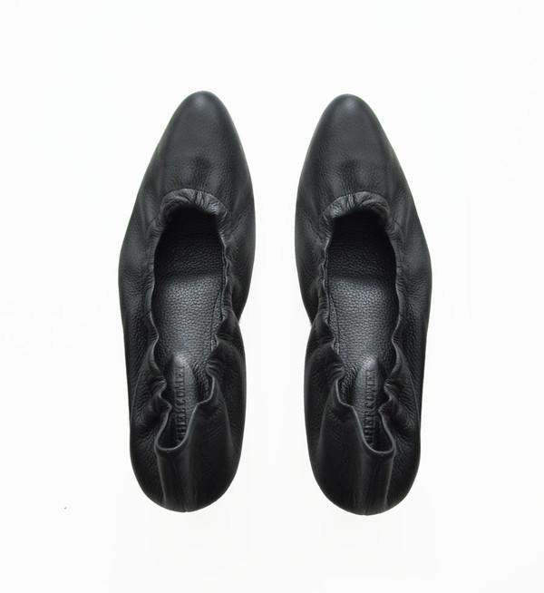 Rachel Comey Black Floater Calder Heel