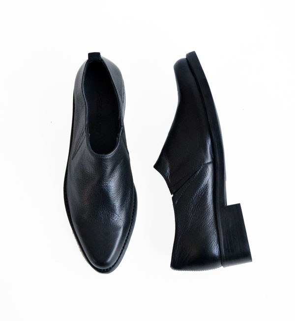 Rachel Comey Black Floater Fielding Flat