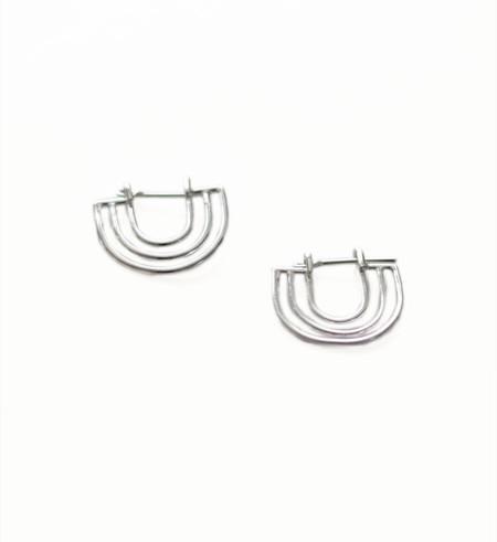 Tiro Tiro Silver Dimi Earrings