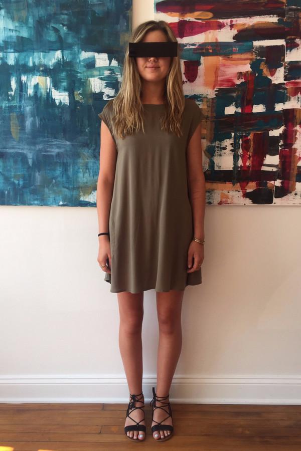 Tysa Paris Dress