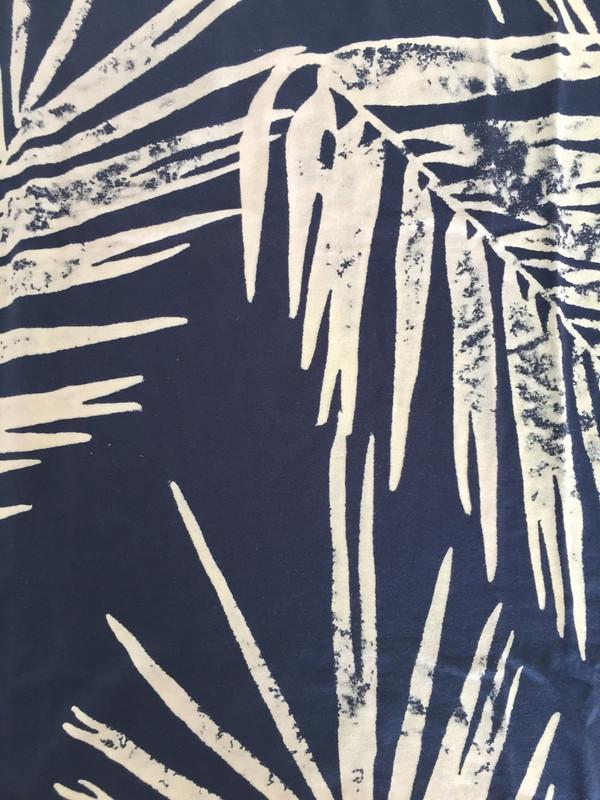 Calder Blake Anais Tee in Palm Print