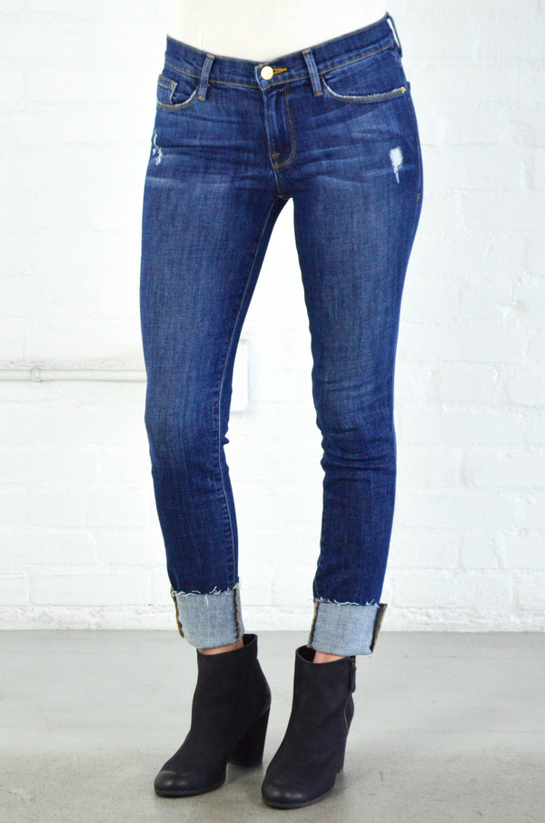 FRAME denim 'Le Skinny De Jeanne' in Grand Street
