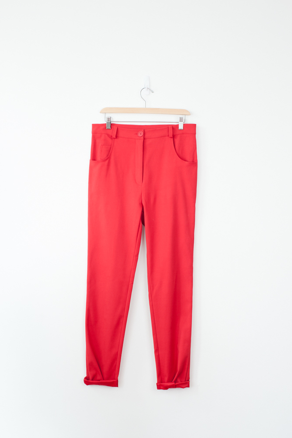 Tove Pants (Red)