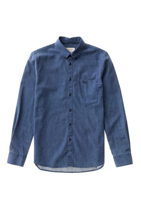 Men's Nudie Jeans Stanley | Deep Blue