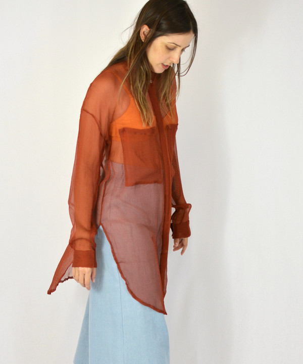 Delfina Balda Cy Button Up