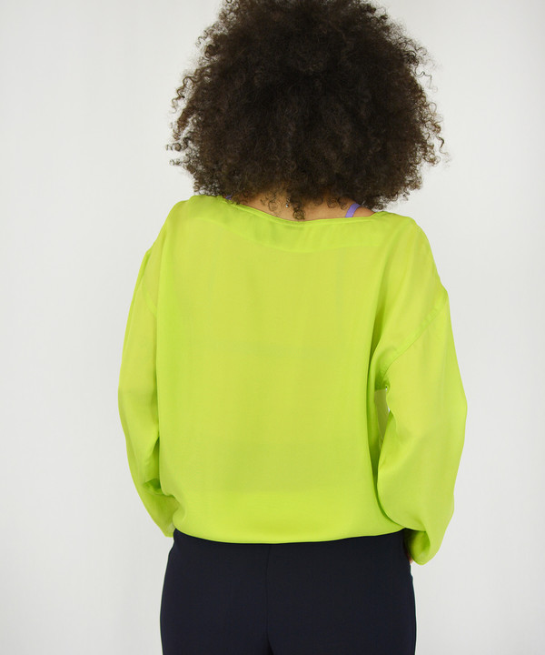 Maryam Nassir Zadeh Palma Shirt