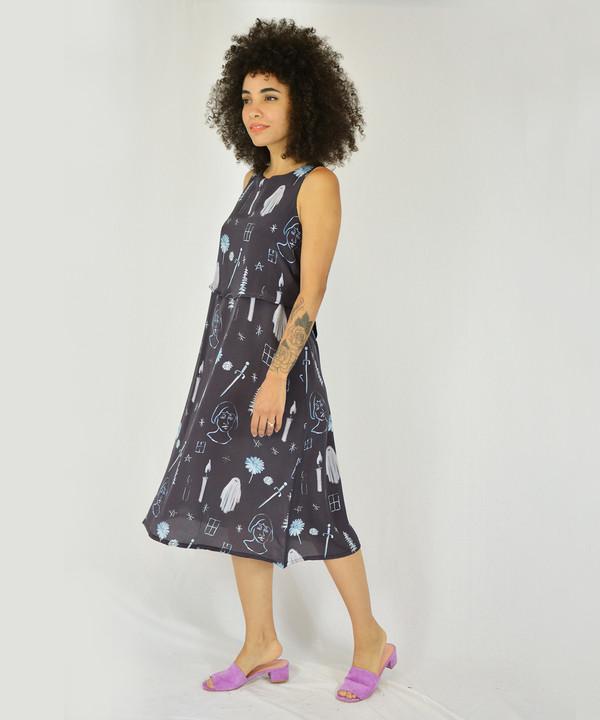 Samantha Nightfall dress