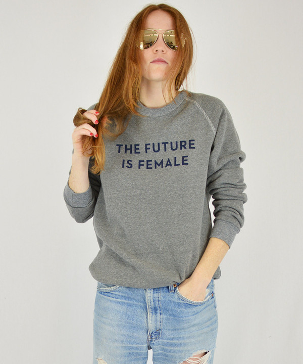Other Wild The Future is Female Sweatshirt