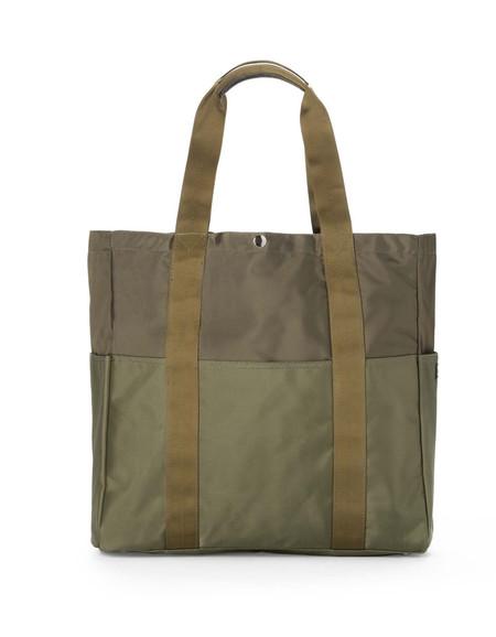 Taikan Sherpa Tote Bag Olive