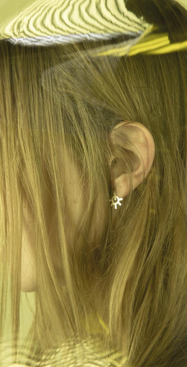 Alynne Lavigne Burst Earrings