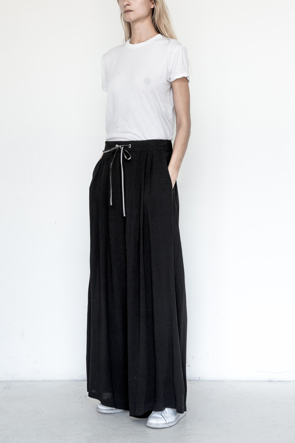 Assembly New York Crepe Baggy Pant