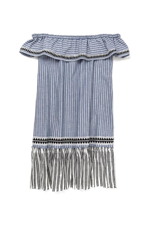 Lemlem Amara Mini Dress