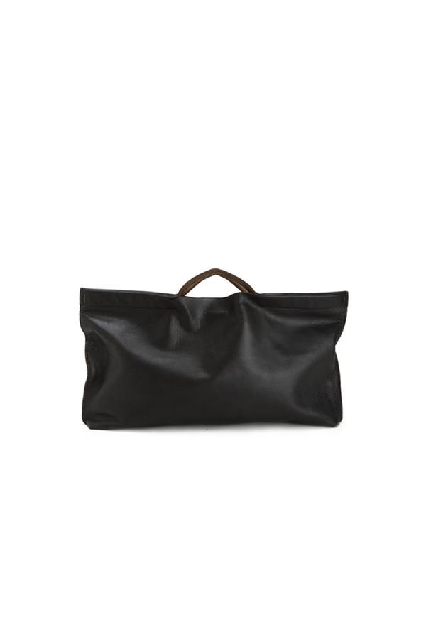 East Handbag in Espresso Black