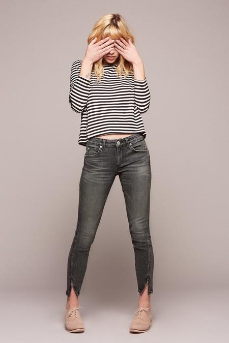 AMO Twist Jeans - Smoke