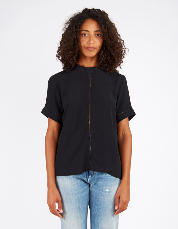 Minimum Maren Blouse Black
