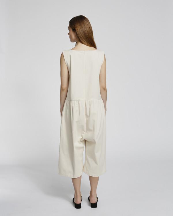 Ilana Kohn Kate Jumpsuit in Cream