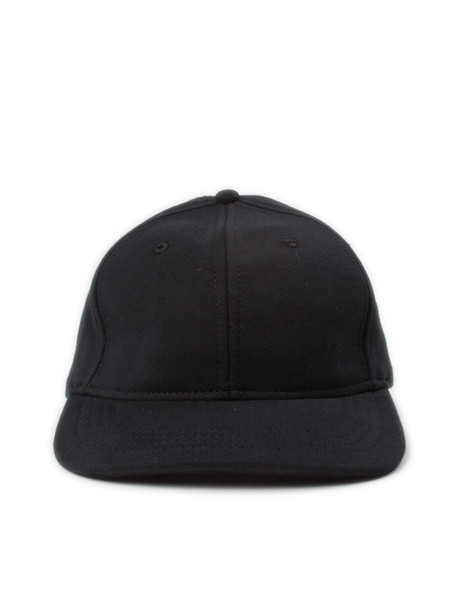 Reigning Champ Knit Midweight Terry 6-Panel Hat Black