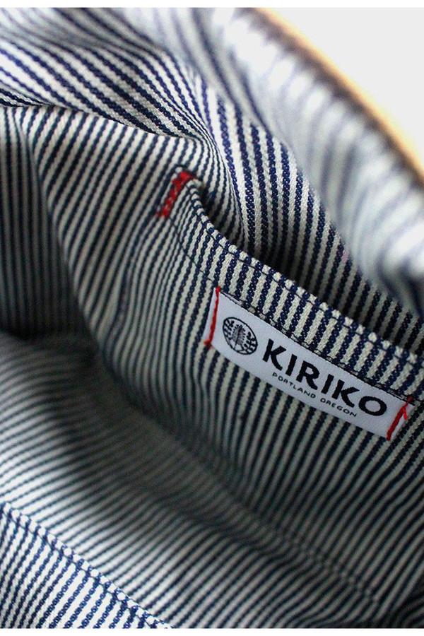 Kiriko Sashiko Dopp Kit