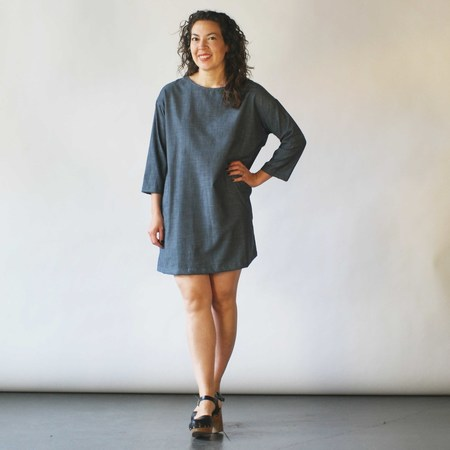 Curator Tundra Dress