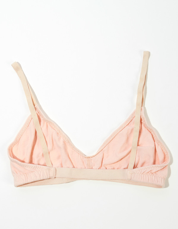 Pansy Bra Pale Pink