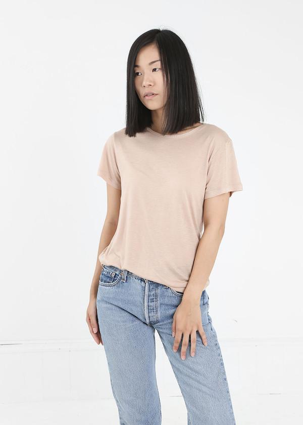Baserange Nude Tee Shirt