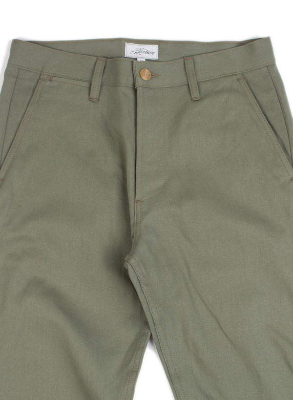Men's 3Sixteen CH-55x Olive Chino