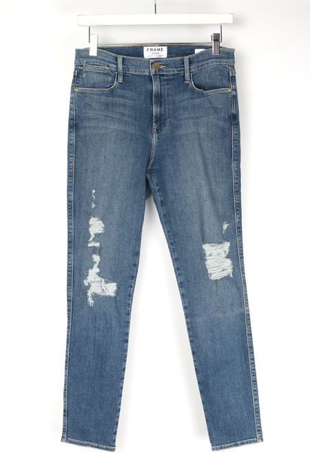 FRAME Denim Le High Skinny Seeley