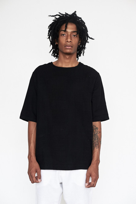 Men's Neuba Renu Mid T-Shirt - Black