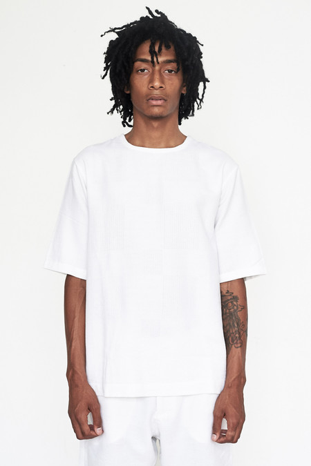 Men's Neuba Renu Mid T-Shirt - White