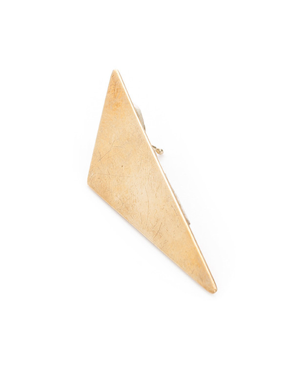 VIBE HARSLOF TRIANGLE EARRING