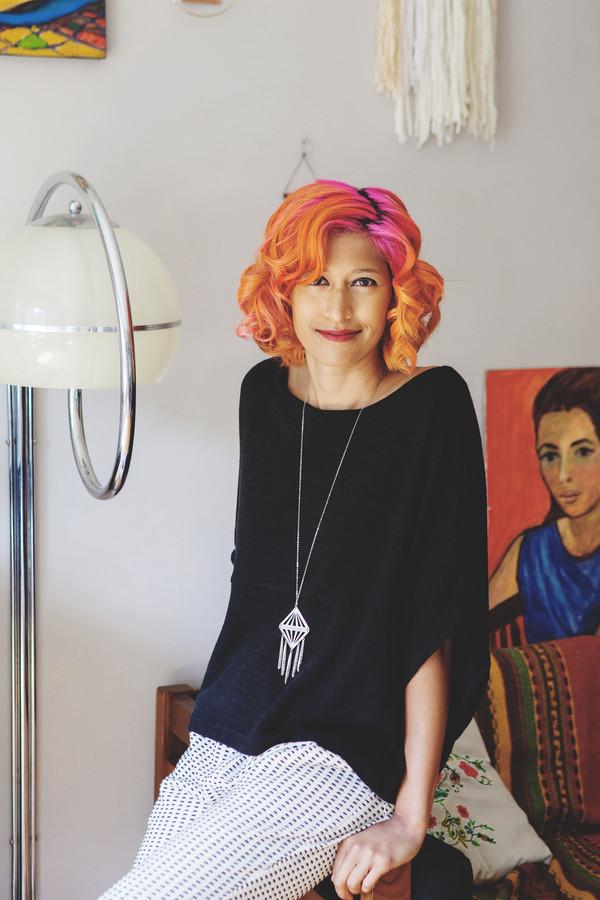 Valérie Dumaine Elin Top - Black