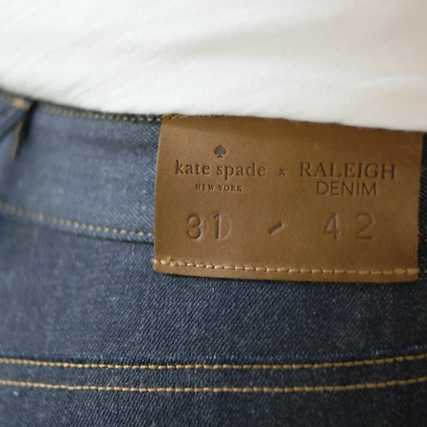 Raleigh Denim Workshop Dare Jeans