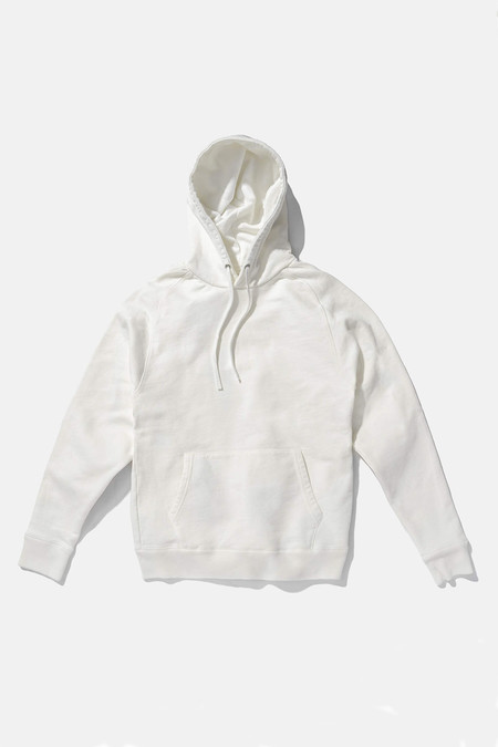 Men's Saturdays Surf NYC Ditch Pullover Hoodie | Ivory