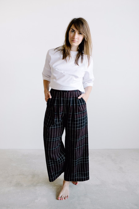 Arcana Chandra Wide Leg Trouser