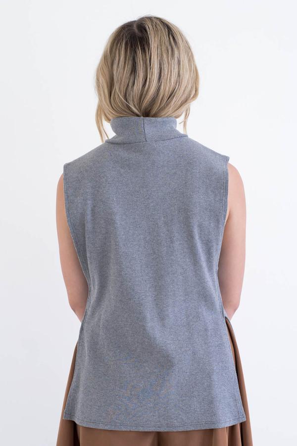 REIFhaus Aros Sweater in Heather Rib Knit