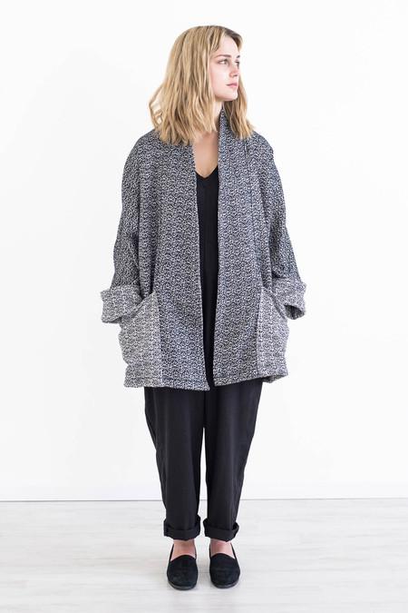 REIFhaus Yoko Jacket in Wool Tweed