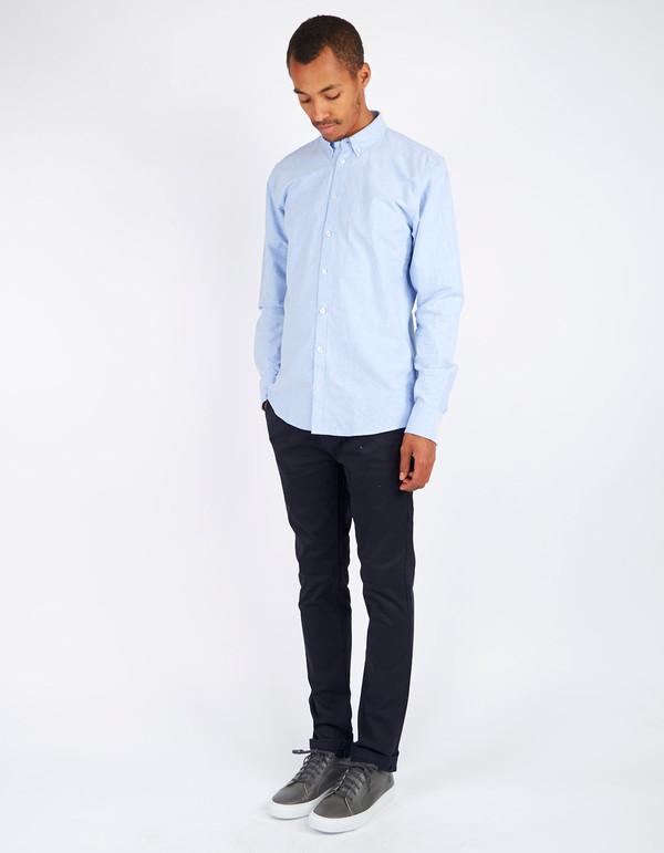 Men's Minimum Chris Shirt Light Blue