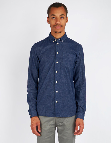 Men's Minimum Pelham Shirt Dark Iris