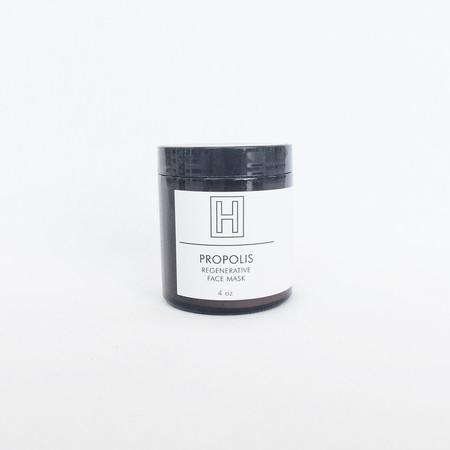 Johan H IS FOR LOVE Propolis Regenerative Face Mask