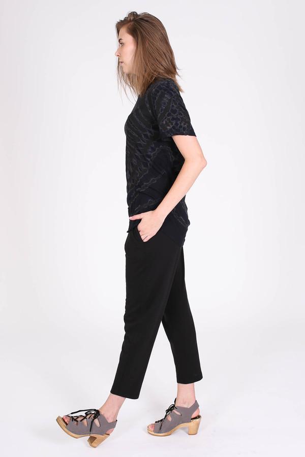 Raquel Allegra Easy pant in black