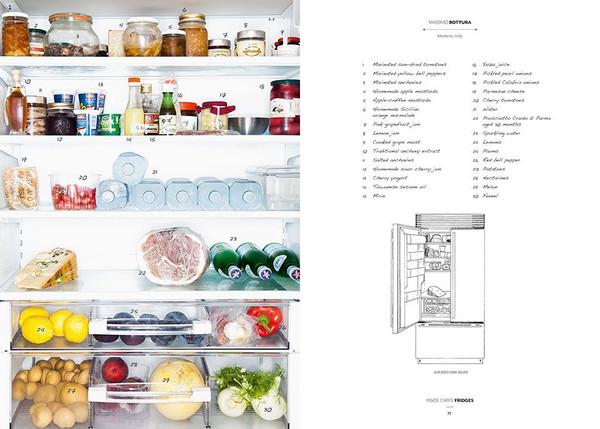 Taschen Inside chefs fridges Europe hardcover