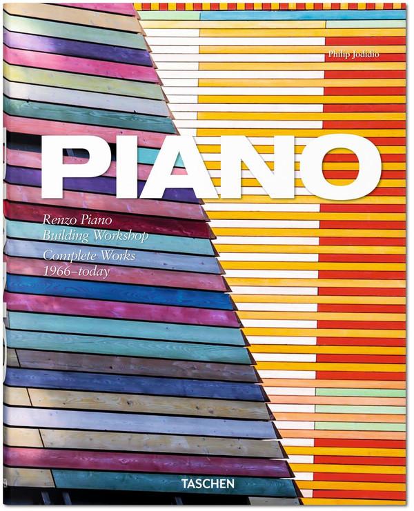 Taschen Piano complete works 1966-2014 hardcover