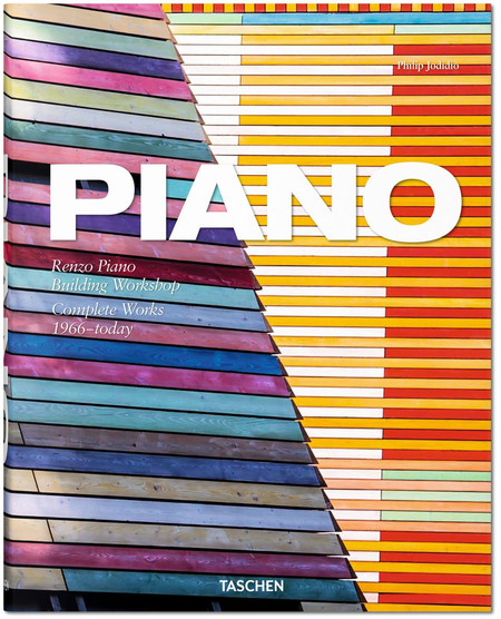 Taschen Piano complete works 1966-2014 hardcover