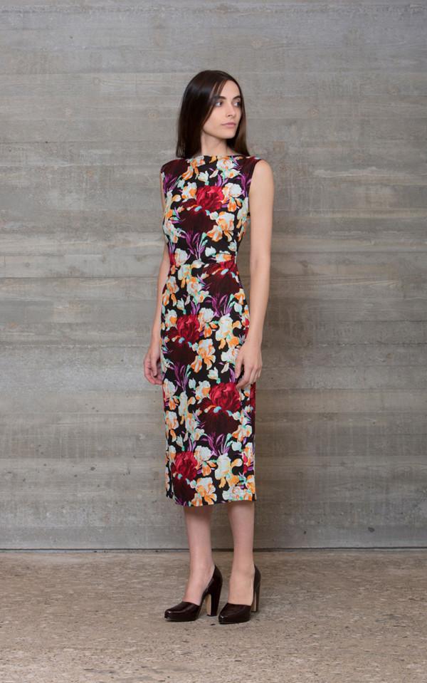 Rachel Comey Floral Medina Dress