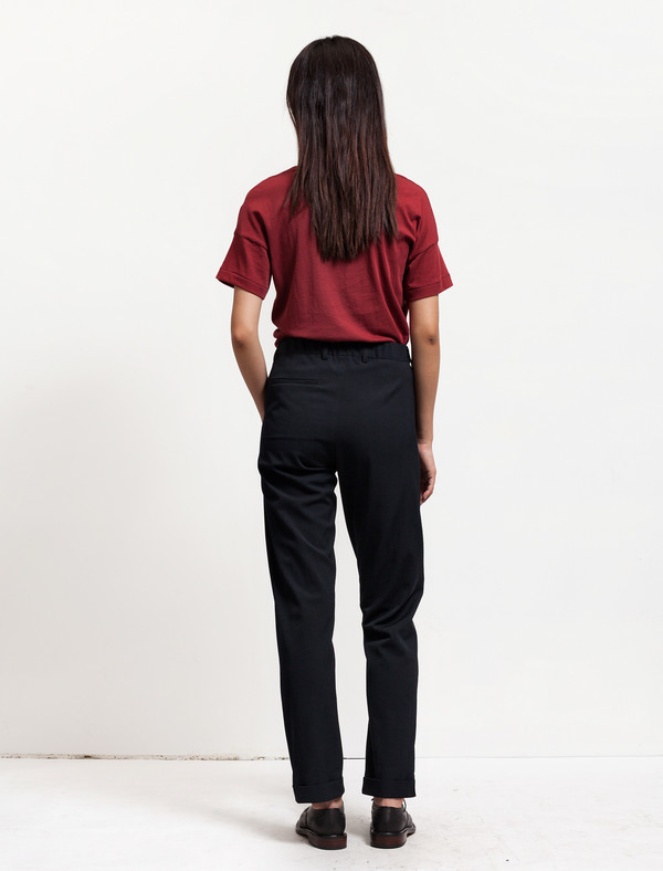 Stephan Schneider Womens Trousers Composition Dark