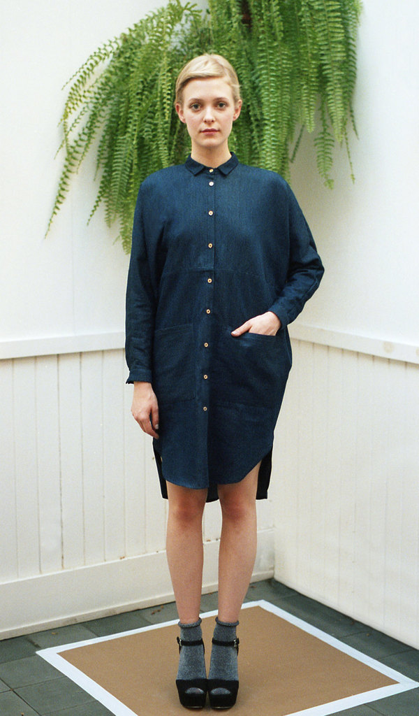 Noemiah 'Anne' shirt dress