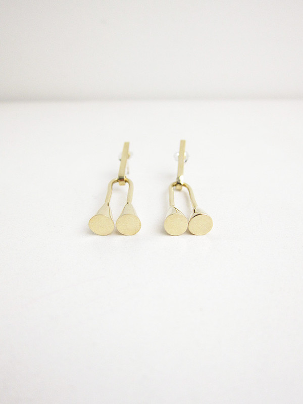 Quarry Petite Verne Earrings