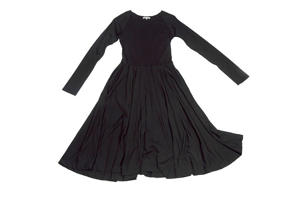 CALDER - FLYNN DRESS - BLACK